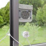 Ecovacs W730 Winbot Fensterreinigungs-Roboter Vakuum Ansaugmechanismus mit Fernbedienung5