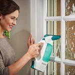 Leifheit 51004 Fenstersauger Dry&Clean mit Saugdüse