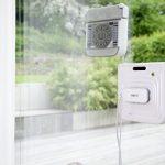 Ecovacs W730 Winbot Fensterreinigungs-Roboter Vakuum Ansaugmechanismus mit Fernbedienung2
