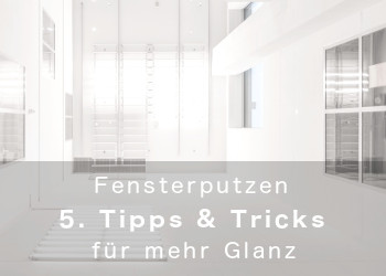 fenster streifenfrei putzen 5 tipps tricks f r glanz ohne streifen. Black Bedroom Furniture Sets. Home Design Ideas