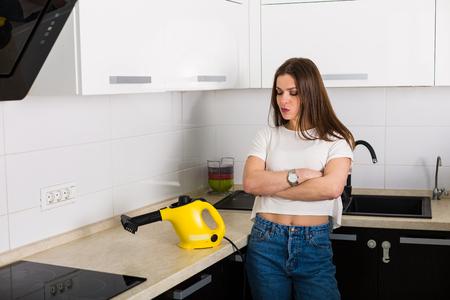 Dampfreingier entkalken - 5 Tipps